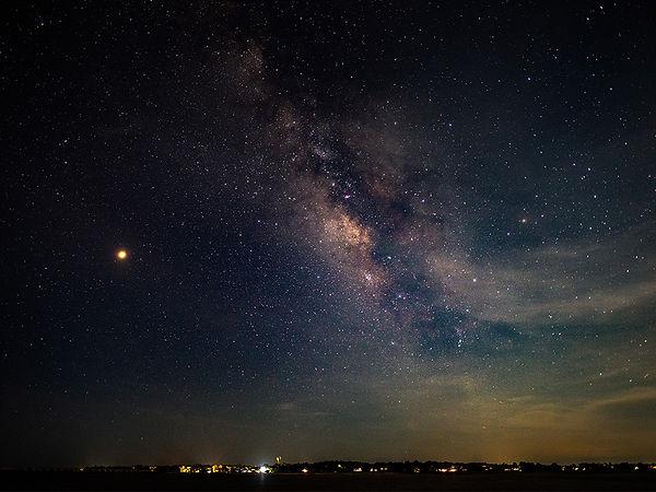 Matheny Rich- Milky Way over Frip Isl -J