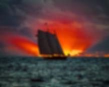 Intermediate-Sailing Sunset-Ken Lane.jpg