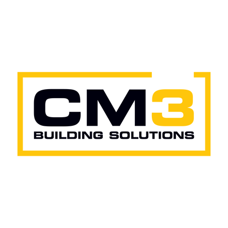 CM3 Building Solutions Branding Three C Creative