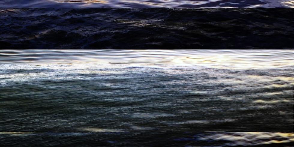 ULTRAMARIN - Oberhalb und unterhalb des Meeresspiegels