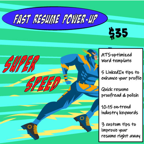 Fast Resume Power-Up: Super Speed