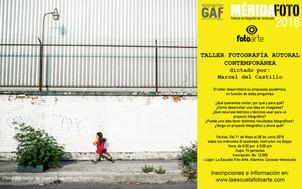 Taller de Fotografía Autoral Contemporánea en Caracas