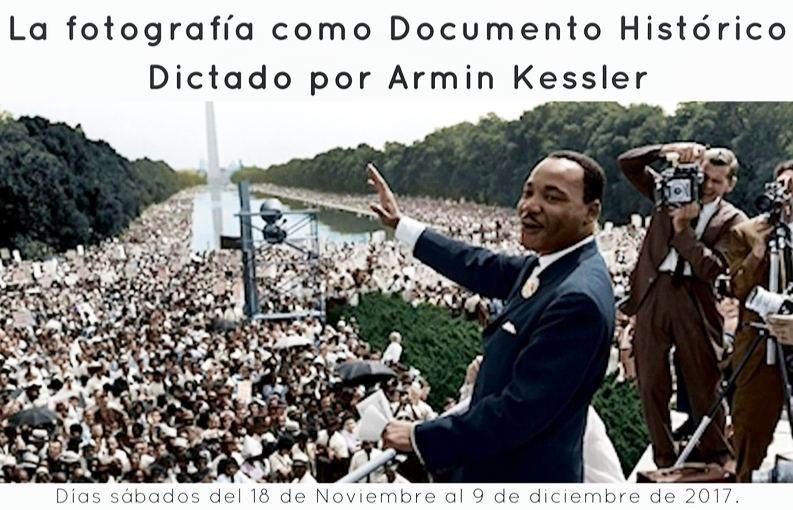 Seminario La Fotografía como Documento Histórico