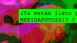 Ya estás listo para MERIDAFOTO 2017?
