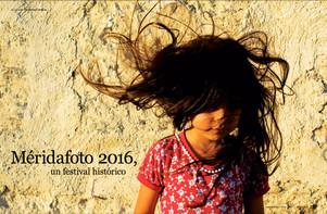 Reseña de MERIDAFOTO en la Revista colombiana ENFOQUE VISUAL