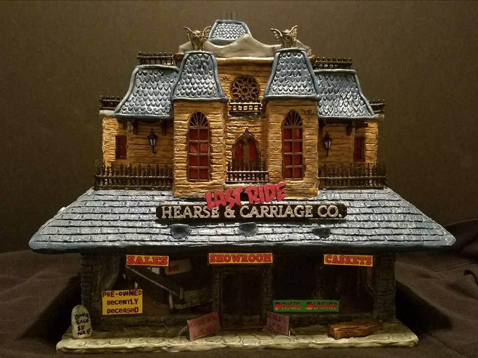 Last_Ride_Hearse_and_Carriage_Company_Handmade_miniature_Halloween_village_Crypt_31_001