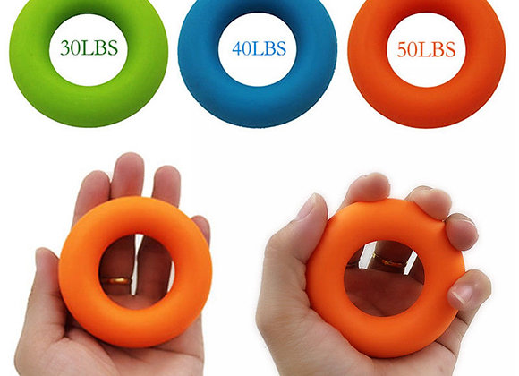 3 Pack Grip Ring Exerciser