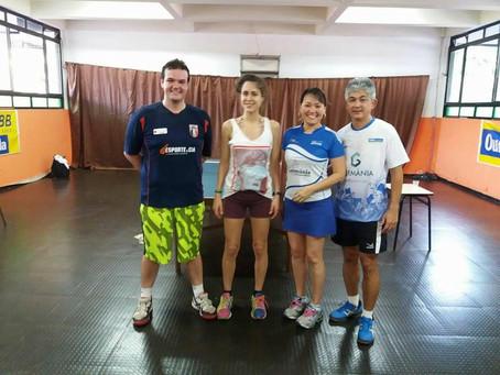 Jorge Fanck conquista a prata na Jornada Sul Brasileira de AABB