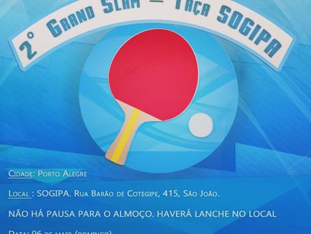 2º Grand Slam – Taça SOGIPA