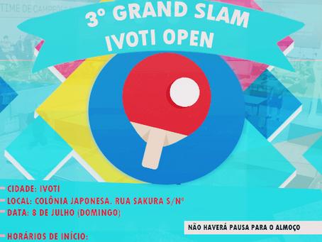 3º Grand Slam – Ivoti Open
