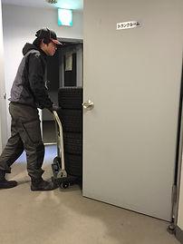 札幌・出張・タイヤ・交換・清掃・保管・料金・業者・便利屋・自動車・24時間