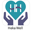 Heka Well App Icon for Challenge Webpage