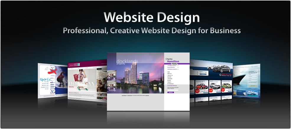We Offer Website Design