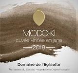 etiquette modoki 2018 jarre.JPG