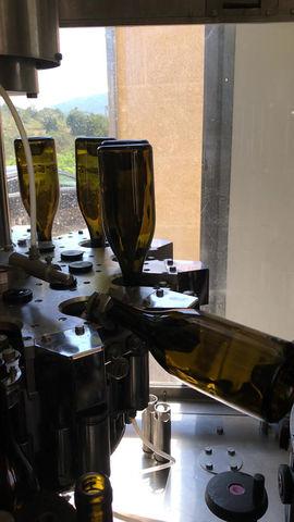 Mise en bouteilles au Domaine (juin 2020)