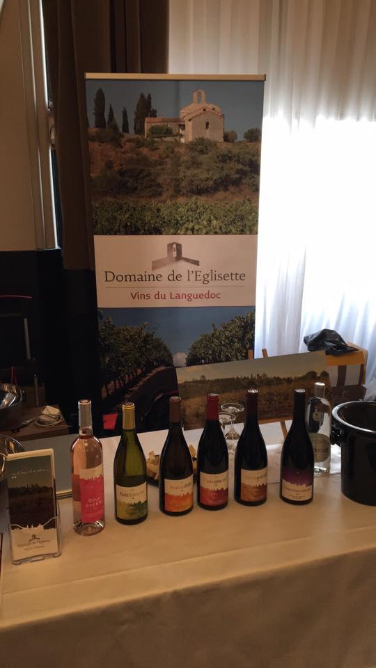 Salon des Professionnels du vin à Lyon
