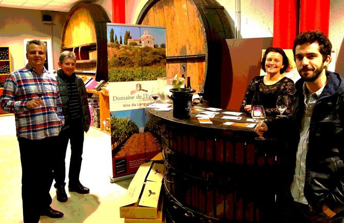 Rencontre Maison des Vins du Languedoc