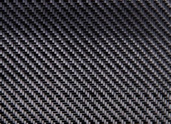 Carbon Fabric 200g/M² (Twill Weave) 100cm
