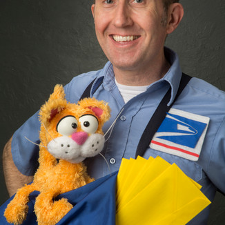 Mail Carrier Mike and the Cat