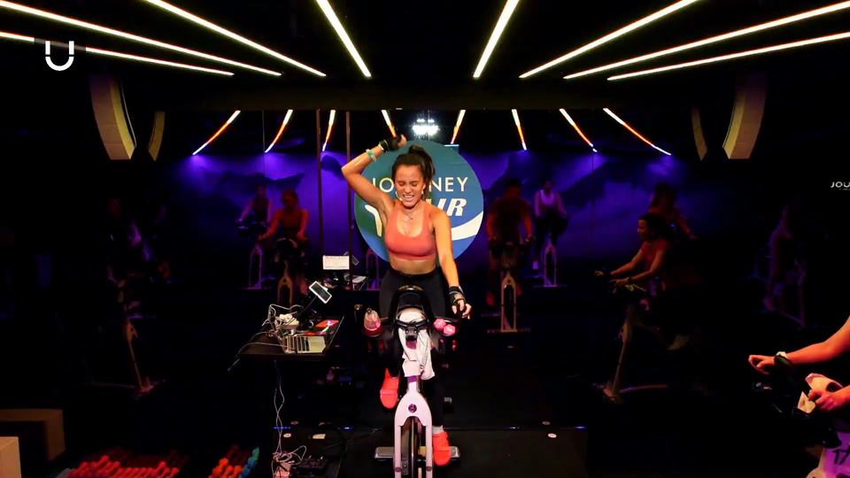 Journey Indoor Cycling Studio >