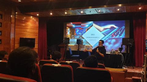IPTAR Multichannel Audio Training >