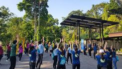 Berjaya Group Workout >