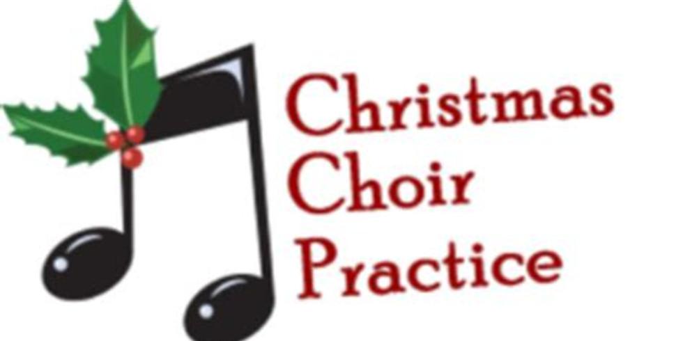 Christmas Choir Practice