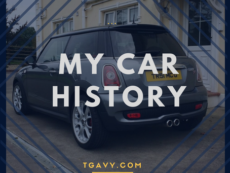 My Car History