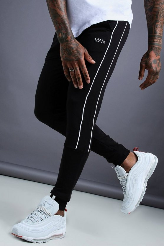 mens-black-man-tapered-jersey-jogger-with-side-piping