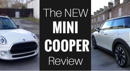 The NEW LCI MINI COOPER;  Car Review