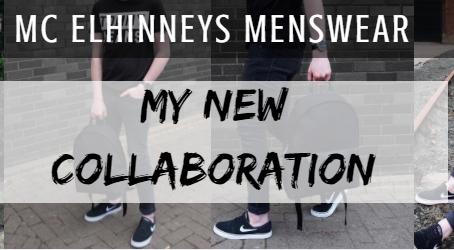 McElhinneys Menswear : Collaboration
