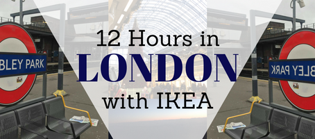 """""""LONDON for One Please"""" – 12 hours in London"""