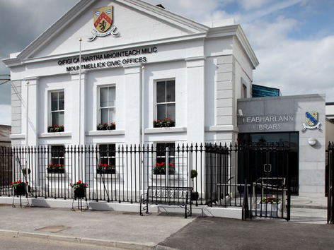 Mountmellick Courthouse and Library