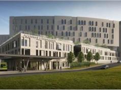 New Hospital Masterplan