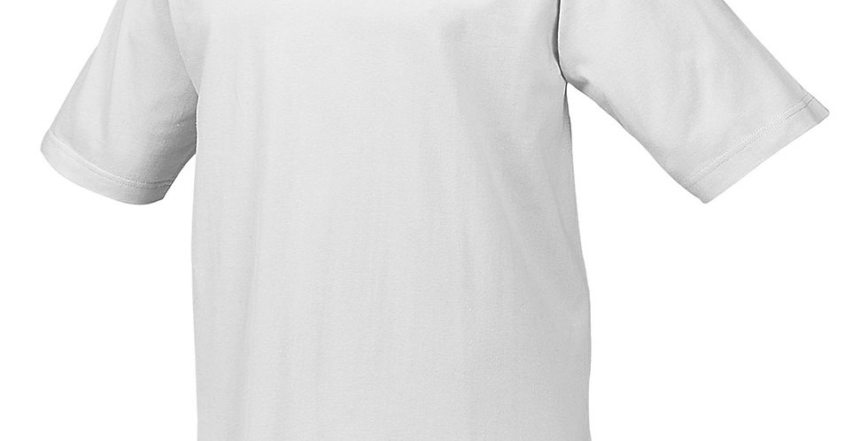 T9500 ADULTS HEAVYWEIGHT RINGSPUN COMBED COTTON T-SHIRT