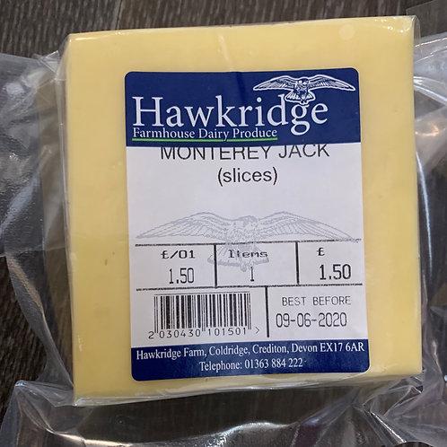 Monterey Jack Slices