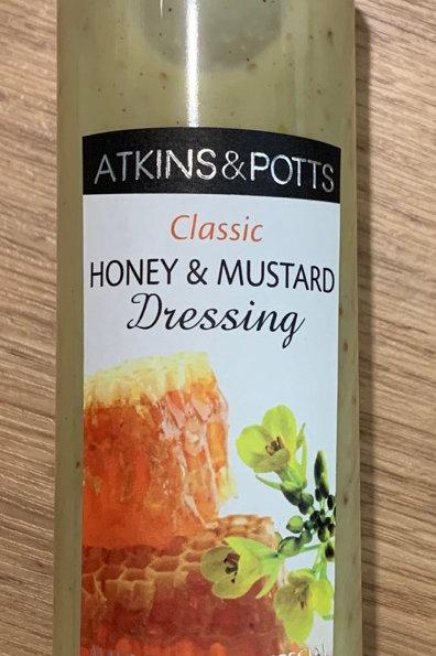 Classic Honey & Mustard Dressing-Atkins & Potts