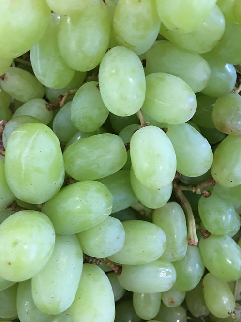 Grapes Green Seedless 350g