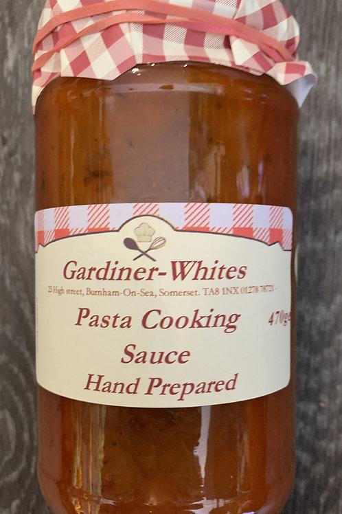 Pasta Cooking Sauce