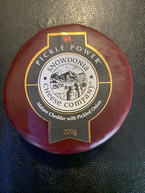 Snowdonia Pickle Power