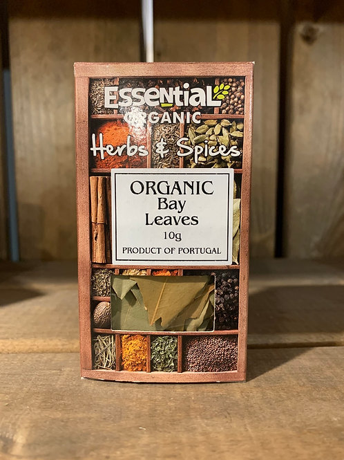 Essential Organic Herbs and Spices