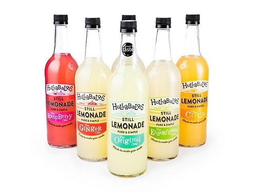 Hullabaloos Still Lemonade - 750ml
