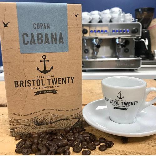 Bristol Twenty Copan  Cobana Coffee Beans
