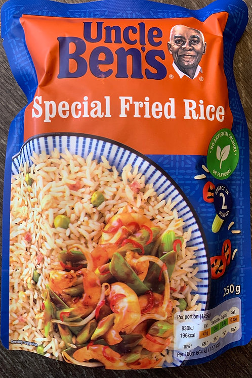 Uncle Bens Express Special Fried Rice