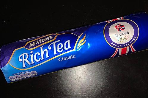 McVities Rich Tea Biscuits