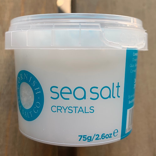 Cornish Sea Salt 75g