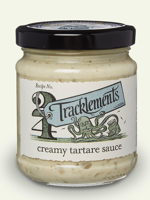 Tracklements Creamy Tartare Sauce