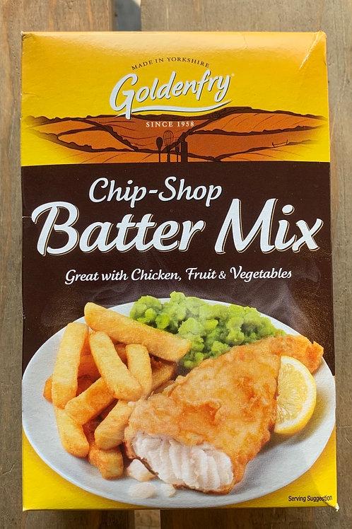 Golden fry Chipshop Batter Mix 170g
