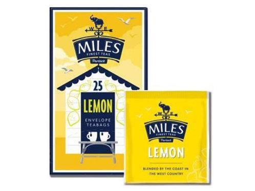 Lemon teabags