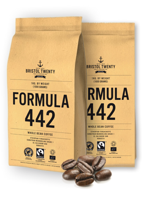 Bristol Twenty Formula 442 Ground Coffee